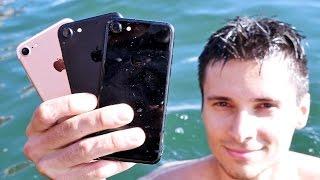 Download iPhone 7 Water Test! Secretly Waterproof? Video
