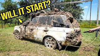 Download Fixing A Range Rover That Was Buried Underground For A Year Was A HUGE DISASTER Video