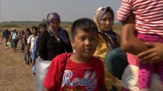 Download Syrian refugees face roadblock in Hungary Video