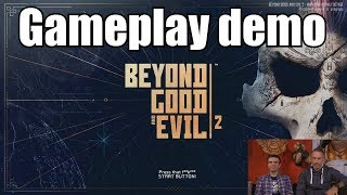 Download Beyond Good and Evil 2 new gameplay demo! Video