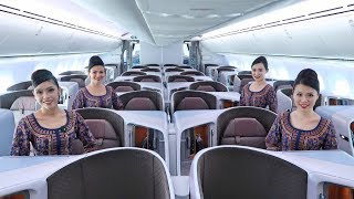 Download The New Singapore Airlines Boeing 787-10 Video