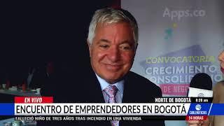 Download 'Ángeles inversionistas' buscan promover los negocios en Colombia Video