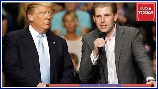 Download Exclusive: Donald Trump's Son Eric Trump Thanks Indians For Tremendous Support Video
