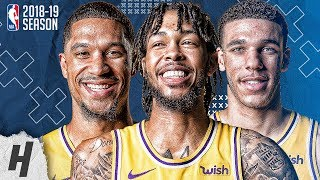 Download BREAKING: Lonzo Ball, Brandon Ingram & Josh Hart Traded to the Pelicans! BEST Lakers Highlights! Video