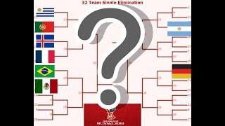 Download Predicción del Mundial Rusia 2018 completo ( Fase de grupos, octavos, cuartos, semis y FINAL ) Video