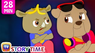 Download Bad Dog in the Beach Prank | Cutians Cartoon Comedy Show For Kids | ChuChu TV Funny Prank Videos Video