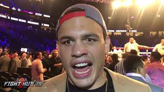 Download CHAVEZ JR ″I HAD GOLOVKIN WINNING 1 OR 2 ROUNDS...118-110...THE CASINOS WON!″ Video