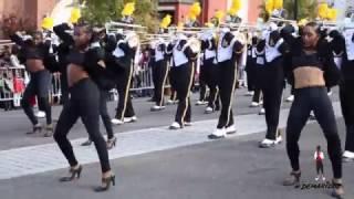Download Alabama State Stingettes ″Turkey Day Parade '16″ Video