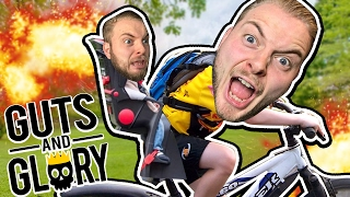 Download I BECOME A DAD?!! - GUTS AND GLORY!! #1 Video