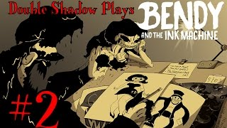 Download Double Shadow Plays Bendy and the Ink Machine #2- A Merciless Song from the Depths Video