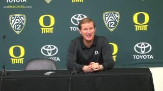 Download Dana Altman Talks NCAA Tournament Seeding Video