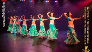 Download 2015 World Belly Dance Festival - Professional Troupe Category Champions, Bellydance Extraordinaire Video