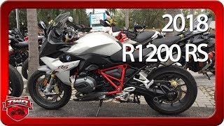 Download 2018 BMW R1200 RS Motorcycle Review Video