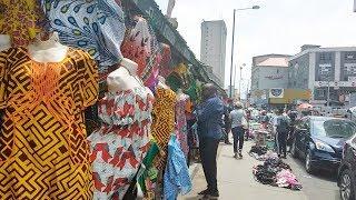 Download Follow Me To Balogun Market, Lagos Nigeria Video