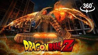 Download Dragon Ball Z: Shenron summoning in 360 VR Video