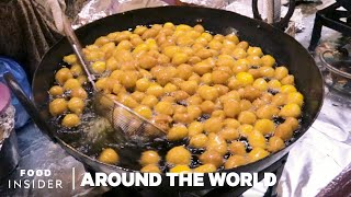 Download What Street Foods Look Like Around The World Video