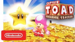 Download Captain Toad: Treasure Tracker - Official Accolades Trailer - Nintendo Switch Video