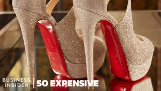 Download Why Louboutin Shoes Are So Expensive | So Expensive Video