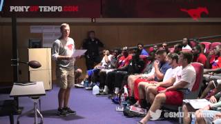Download SMU Football Scholarship Award - Garrett Krstich and Jackson Mitchell Video