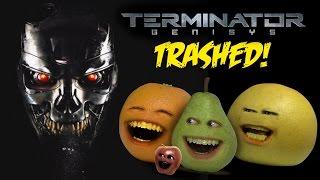 Download Annoying Orange - TERMINATOR GENISYS TRAILER Trashed!! Video