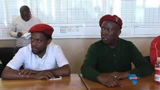 Download Malema calls Tembisa police unreasonable Video