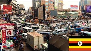 Download Uganda Kampala city - downtown, streets, daily life, impressions 1 Video