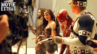 Download Go Behind the Scenes of Justice League (2017) Video