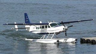 Download Cessna 208 Caravan Seaplane Landing Video