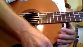 Download 1969 Federico Garcia Classical Guitar $1199 obo some serious high end tone Video