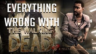 Download GamingSins: Everything Wrong with The Walking Dead Season 1 (Telltale Games) Video