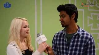 Download Roshi from India about his studies in Poland Video