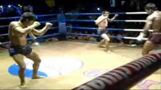 Download Buakaw, Muay Boran - Muay Thai - Muay Kad Chauk Video