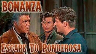 Download BONANZA | S1E25 | Escape To Ponderosa Video