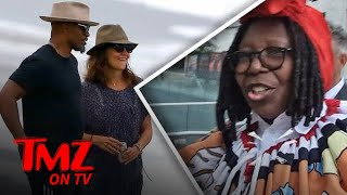 Download Jamie Fox And Katie Holmes Are Together…And Whoopi Could Care Less | TMZ TV Video