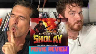 Download SHOLAY   Amitabh Bachchan   MOVIE REVIEW!!! Video