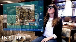 Download Augmented Reality Platform Could Revolutionize The Way We Work Video