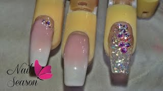 Download uñas decoradas baby boomer paso a paso. Uñas acrilicas 2017 Video