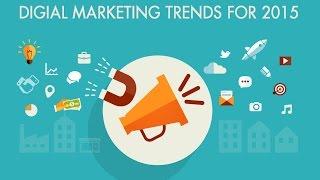 Download Digital Marketing Trends Of 2015-2016 Video
