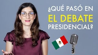 Download ¿Qué aprendimos del 1er Debate Presidencial? | WEEKLY UPDATE Video