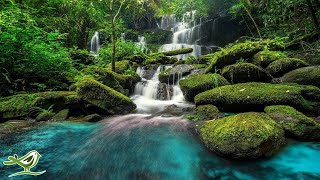 Download Relaxing Piano Music: Sleep Music, Water Sounds, Meditation Music, Relaxing Music ★45🍀 Video