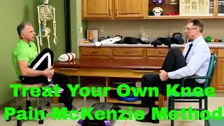 Download McKenzie Method to Treat Your Own Knee Pain (Exercises) Video