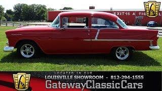 Download 1955 Chevrolet 210 - Louisville Showroom - stock # 1595 Video