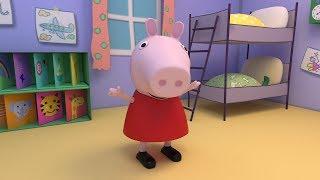 Download peppa pig in 3D head shoulders knees and toes Video