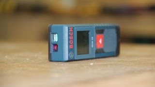 Download Bosch GLM 15 Laser Measure Video
