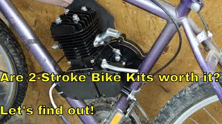 Download Are 2-Stroke Bicycle Engine Kits worth it? Let's find out! Video