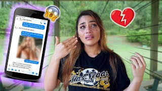 Download Catfishing My Boyfriend To See If He Cheats!! **He Does** Video