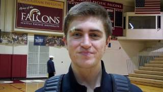 Download SPU MEN'S BASKETBALL: Gavin Long (Jan. 26, 2017) Video