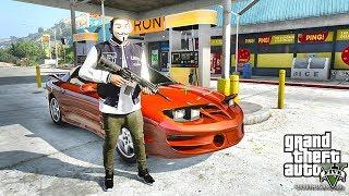 Download GTA 5 REAL LIFE CJ MOD #61 - BANK JOB!!(GTA 5 REAL LIFE MODS/ THUG LIFE) Video