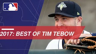 Download Tim Tebow's 2017 highlight reel Video