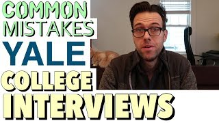 Download COLLEGE INTERVIEW TIPS for H.S. Seniors [from a Yale Univ. Interviewer!] [2019] Video